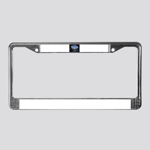 Yosemite's famous Tunnel View License Plate Frame