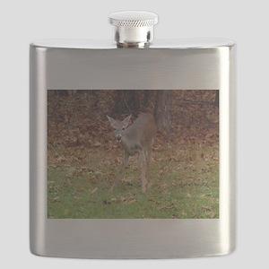 CuriousFawn Flask