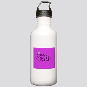 Princess Throw Blanket Stainless Water Bottle 1.0L