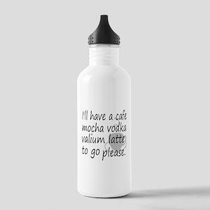 lattehumor Stainless Water Bottle 1.0L