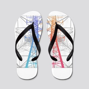 Steeltower Flip Flops