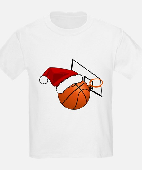 Christmas Basketball T-Shirt