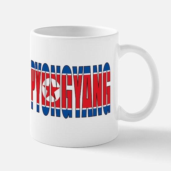Pyongyang Mugs