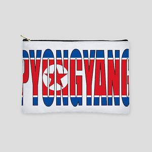 Pyongyang Makeup Bag