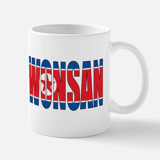 Wonsan Mugs