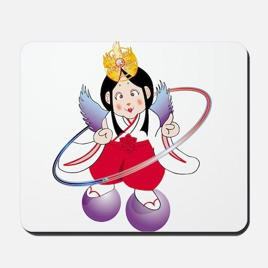 Shaaman Kyoko Mousepad