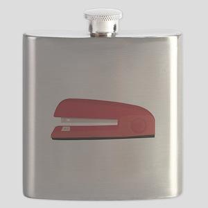 Stapler Flask