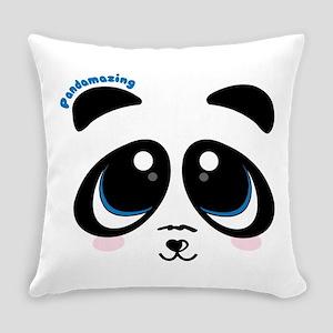 Pandamazing Everyday Pillow