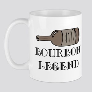 BOURBON LEGEND Mug