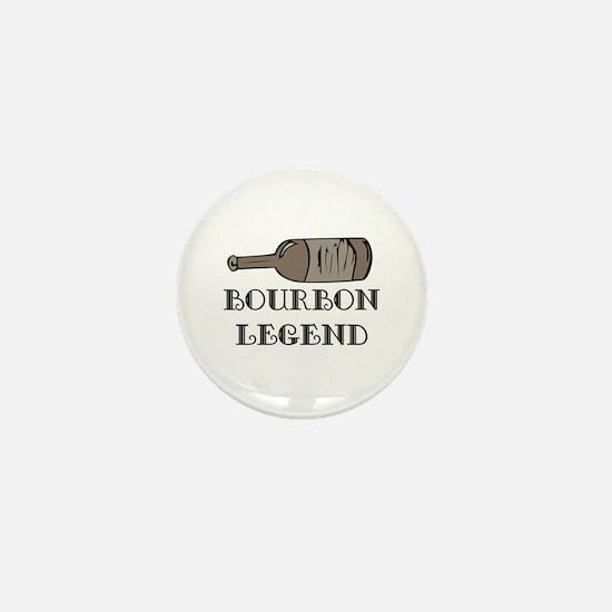 BOURBON LEGEND Mini Button