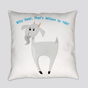 BILLY GOAT Everyday Pillow