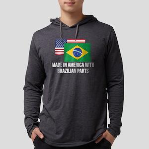 Brazilian Parts Long Sleeve T-Shirt