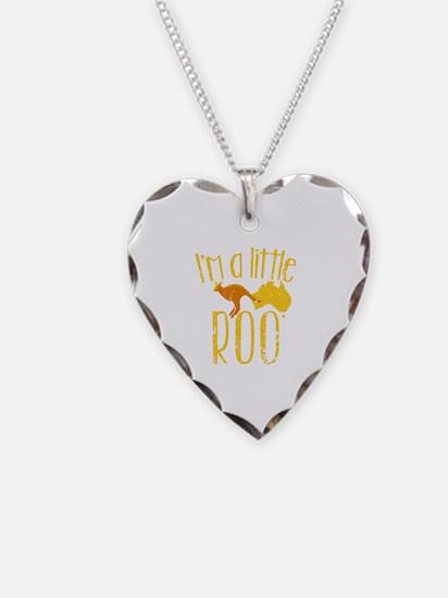 Cute Joey Necklace Heart Charm