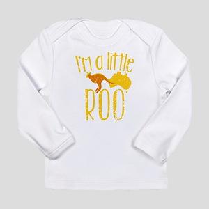 I'm a little Roo KANGAROO JOEY Long Sleeve T-Shirt