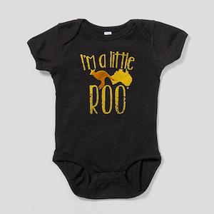 I'm a little Roo KANGAROO JOEY cute Baby Bodysuit
