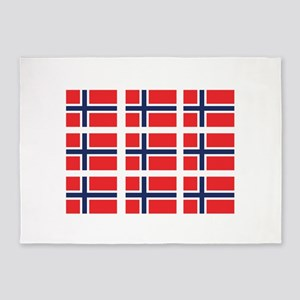 Norway 5'x7'Area Rug