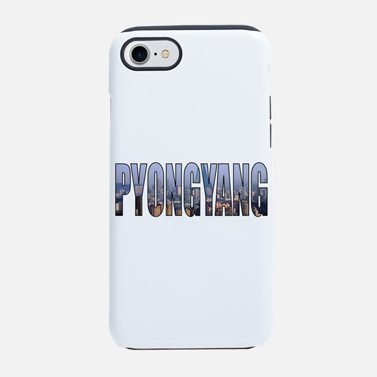 Pyongyang iPhone 8/7 Tough Case