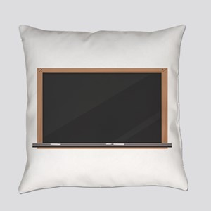 Chalk Board Everyday Pillow