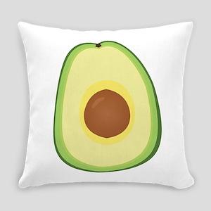 Avacado Everyday Pillow