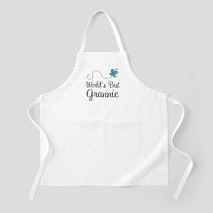 Worlds Best Grannie gift Apron