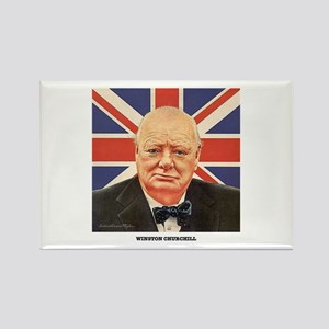 WINSTON CHURCHILL Magnets