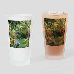 Where 3 Gardens Meet Drinking Glass
