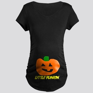 senor punkin Maternity Dark T-Shirt