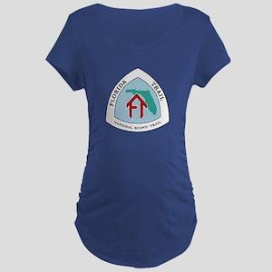 Florida National Trail Maternity Dark T-Shirt