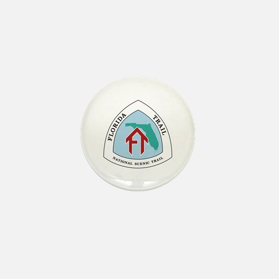 Florida National Trail Mini Button