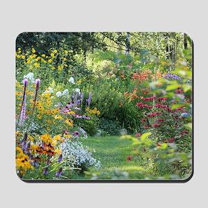Where 3 Gardens Meet Mousepad