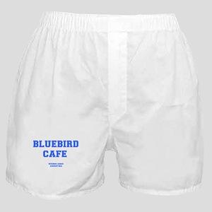 BLUEBIRD CAFE - BUENOS AIRES Boxer Shorts