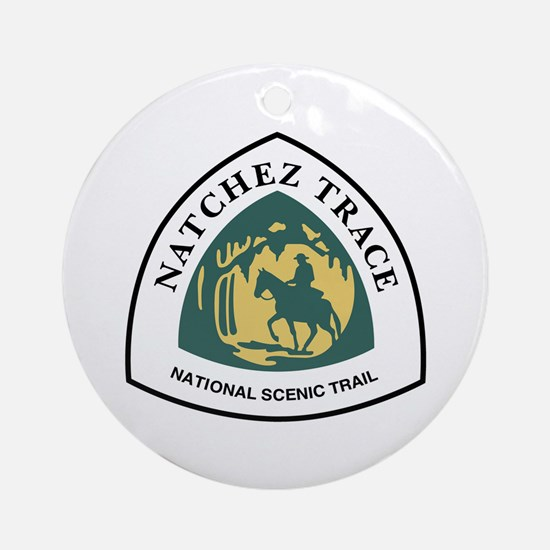 Natchez Trace National Trail, Missi Round Ornament