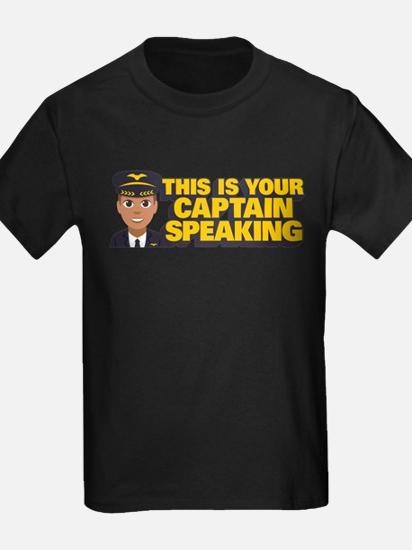 Emoji Pilot Captain T