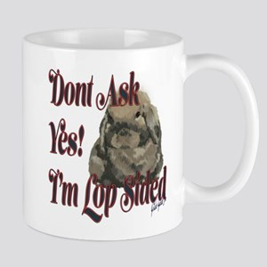 Holland Lop Rabbit Mugs