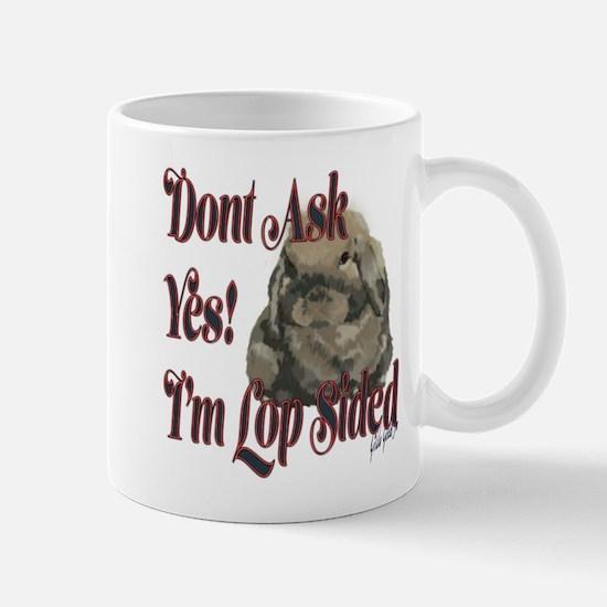 Holland Lop Rabbit Mugs