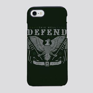 Army This We'll Defend iPhone 8/7 Tough Case