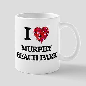 I love Murphy Beach Park Hawaii Mugs
