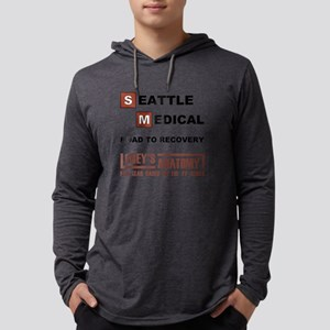 SEATTLE MEDICA Long Sleeve T-Shirt