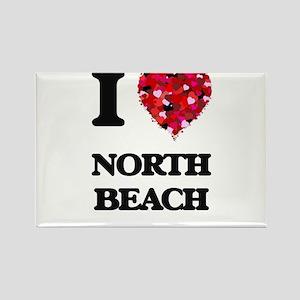 I love North Beach Hawaii Magnets