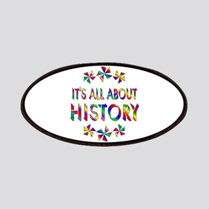 All About History Patch