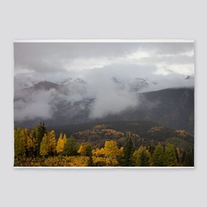 Storm Over Molas Pass 5'x7'Area Rug