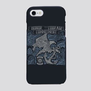 Honor Courage Commitment Eag iPhone 8/7 Tough Case