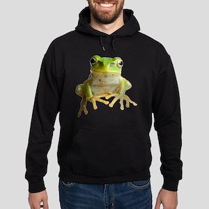 Pyonkichi the Frog Hoodie (dark)