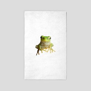 Pyonkichi the Frog Area Rug