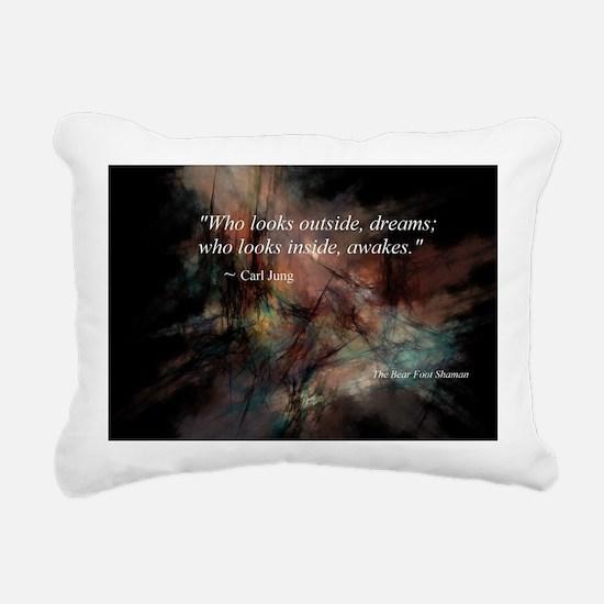 Cool Dreams Rectangular Canvas Pillow