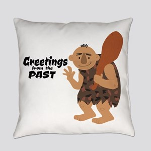From the Past Everyday Pillow