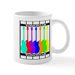 Rainbowear black Mug