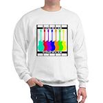 Rainbowear black Sweatshirt