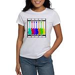 Rainbowear black Women's T-Shirt