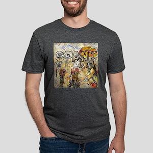 Abstract Spank T-shirt T-Shirt